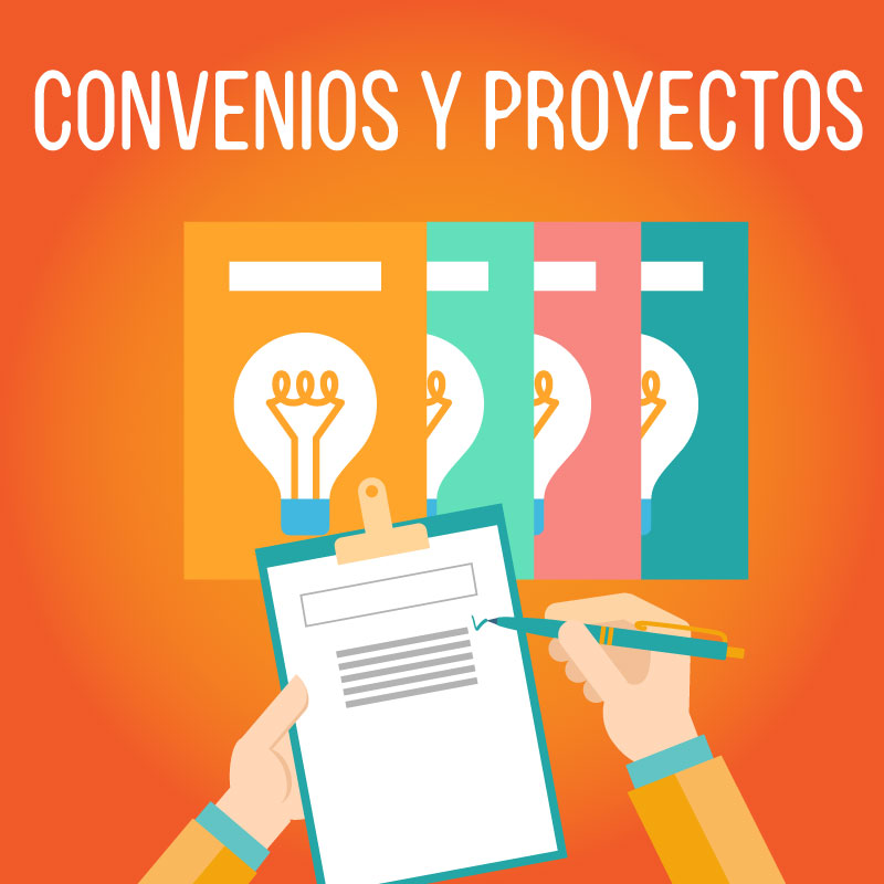CONVENIOS / PROYECTOS