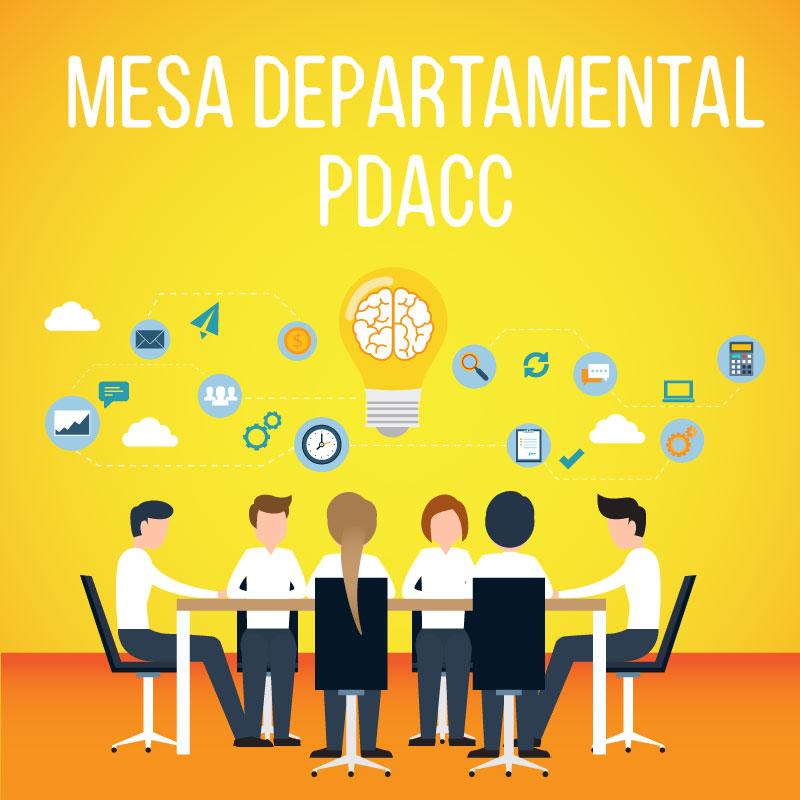 MESA DEPARTAMENTAL PDACC