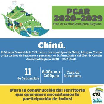 Invitacion Chinú