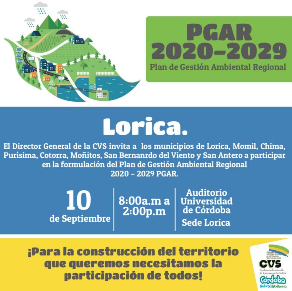 Invitacion Lorica